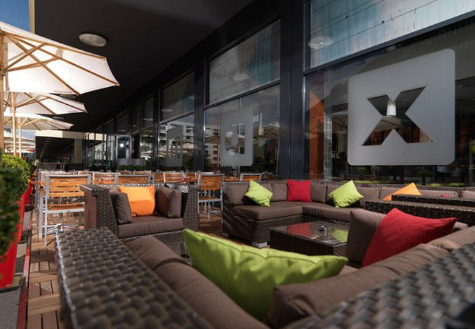 Courtyard by Marriott Zürich Nord Bar/salónek