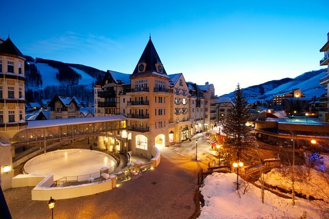 The Arrabelle at Vail Square - The Arrabelle at Vail Square
