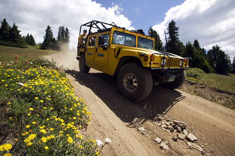 The Lodge at Vail - Hummer  Jeep  and ATV Tours