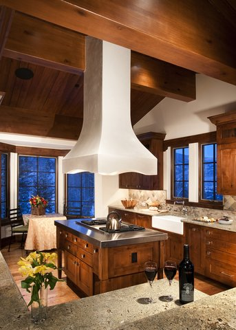The Lodge at Vail - Chalet Kitchen