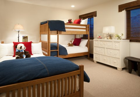 The Lodge at Vail - Chalet Kids Bedroom