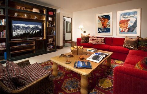 The Lodge at Vail - Chalet Family Room