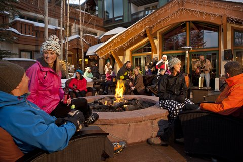 The Lodge at Vail - Fire Pit