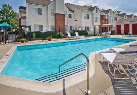 Residence Inn Annapolis - Outdoor Pool