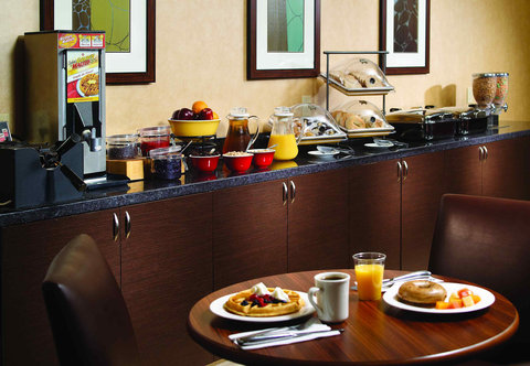 Residence Inn Montgomery - Breakfast Area