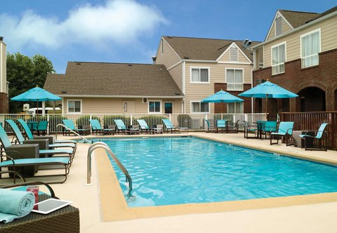 Residence Inn Montgomery - Outdoor Pool