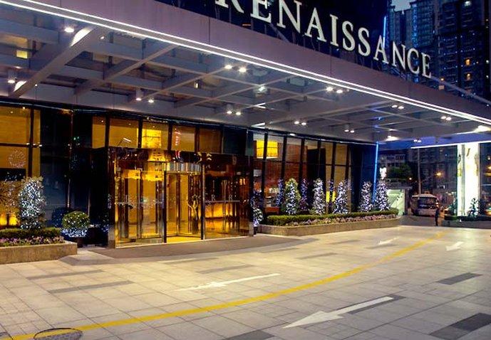 Renaissance Shanghai Zhongshan Park Hotel Außenansicht