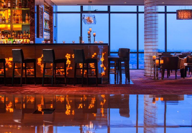 Renaissance Shanghai Zhongshan Park Hotel Bar/Lounge