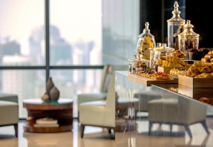 Renaissance Shanghai Zhongshan Park Hotel Gastronomie