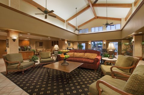 Homewood Suites Austin-South - Hotel Lobby