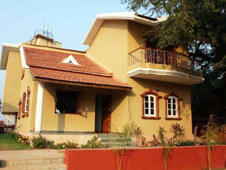 The Light House Aguada Goa Kilátás a szabadba