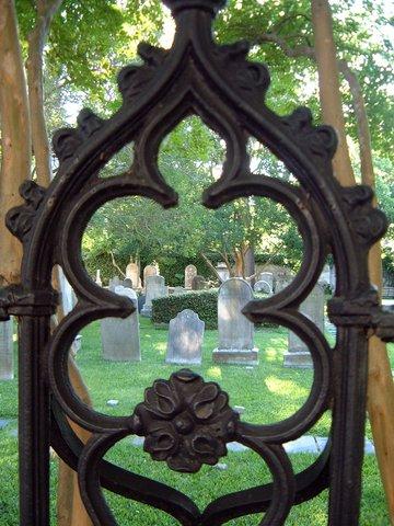 在米德尔顿广场酒店 - Historic Charleston Graveyards