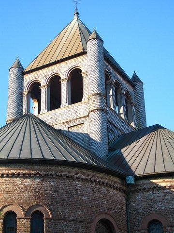 在米德尔顿广场酒店 - Circular Congregational Church