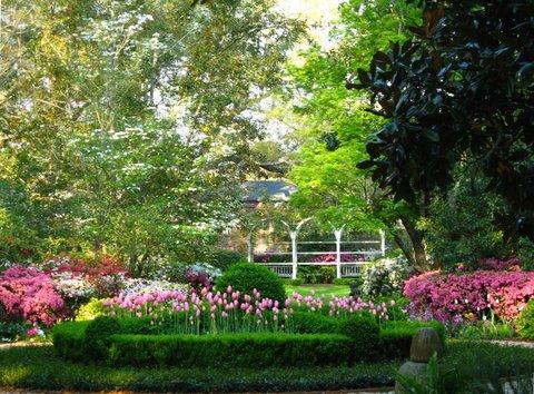 在米德尔顿广场酒店 - Historic Gardens