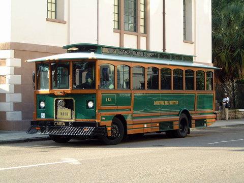 在米德尔顿广场酒店 - Charleston Transportation