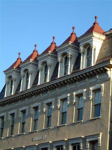 在米德尔顿广场酒店 - Charleston Architecture