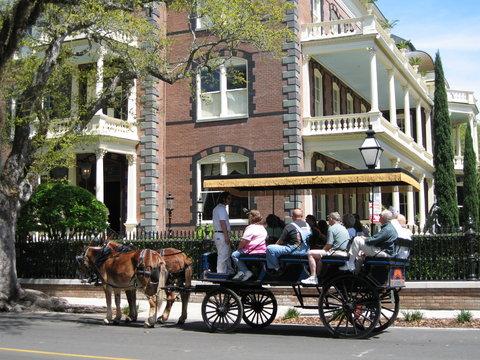 在米德尔顿广场酒店 - Historic Tours Downtown