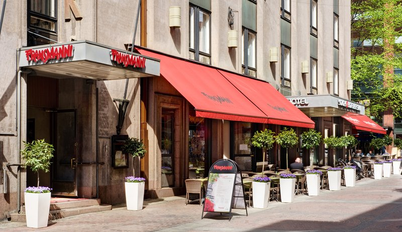 Sokos Hotel Helsinki Gastronomi