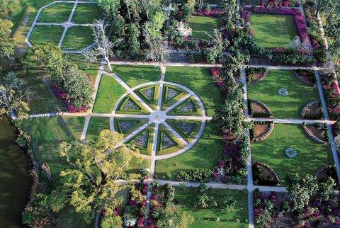 在米德尔顿广场酒店 - Aerial Octagonal Garden