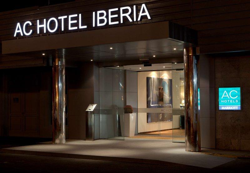 AC Hotel Iberia Las Palmas Außenansicht