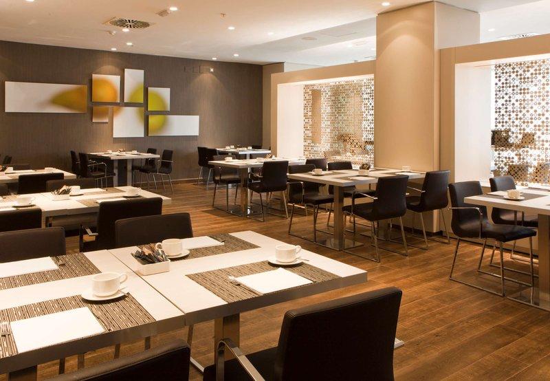 AC Hotel Iberia Las Palmas Gastronomie