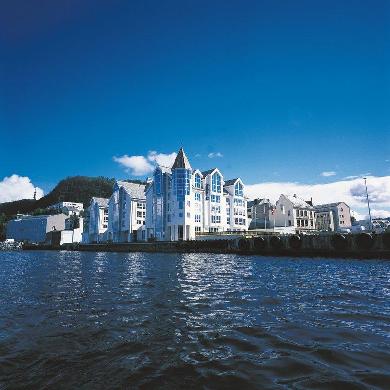 Radisson Blu Hotel, Alesund Vue extérieure