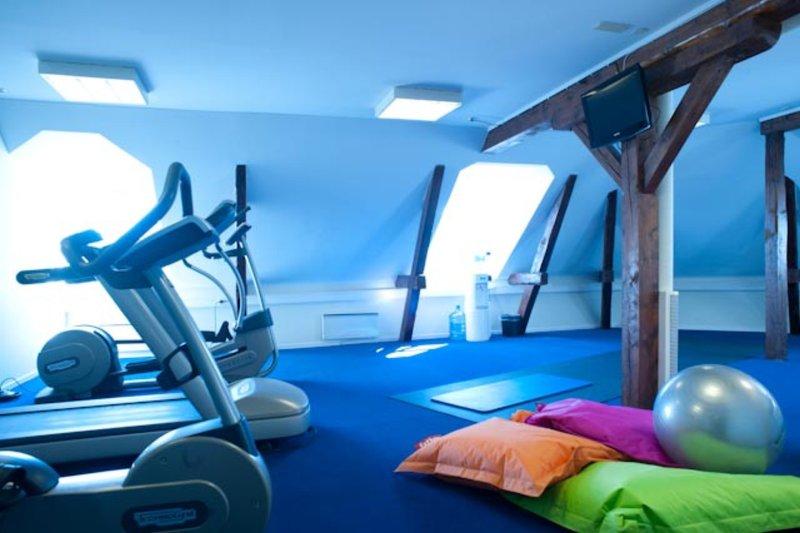 Radisson Blu Hotel, Alesund Fitness