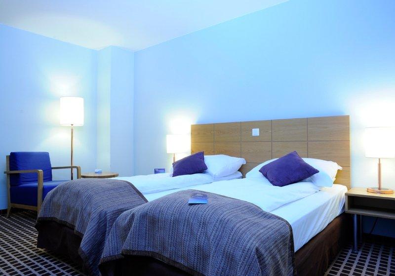 Radisson Blu Hotel, Alesund Chambre