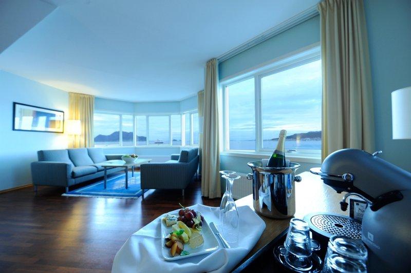 Radisson Blu Hotel, Alesund Suite