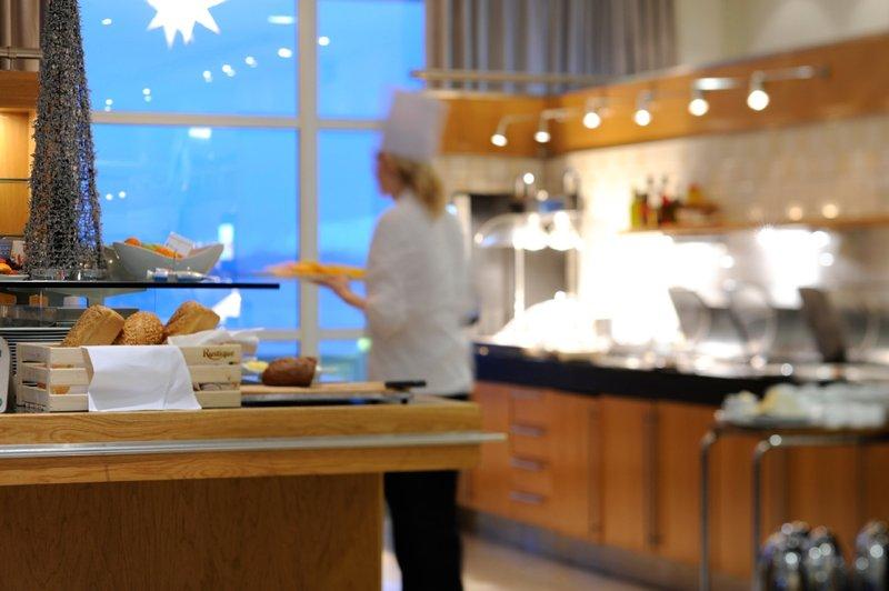 Radisson Blu Hotel, Alesund Restauration