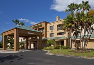 Exterior view - Courtyard by Marriott Hotel Southeast Tampa
