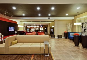 Lobby - Courtyard by Marriott Hotel Southeast Tampa