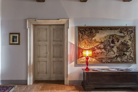 Villa Armena - Corridor