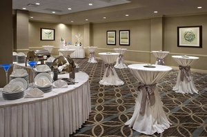 Ballroom - Hilton Greenville & Towers Hotel