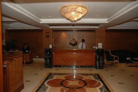 Hotel Parle International - Lobby