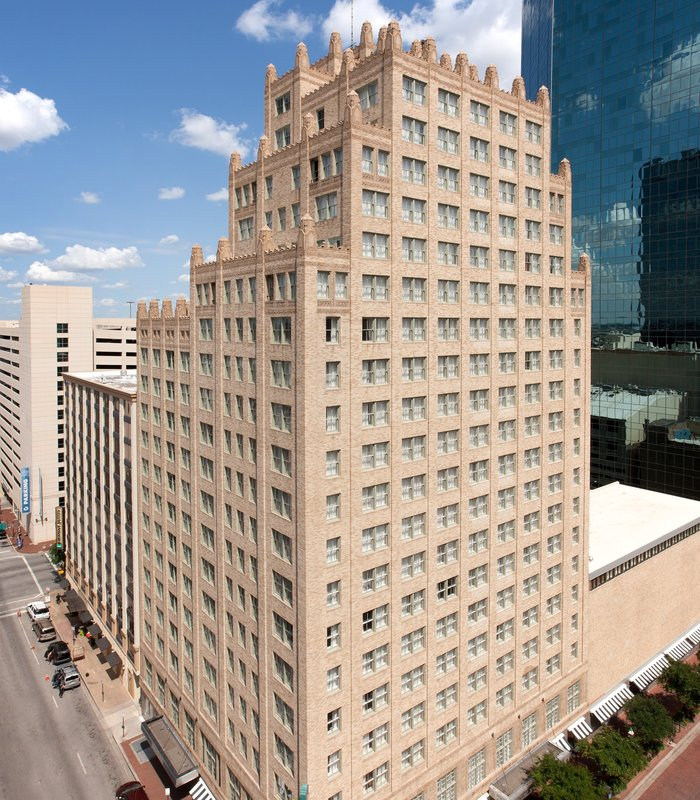 Courtyard Fort Worth Downtown/Blackstone