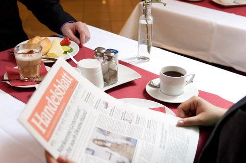 Hotel Esplanade - Breakfast