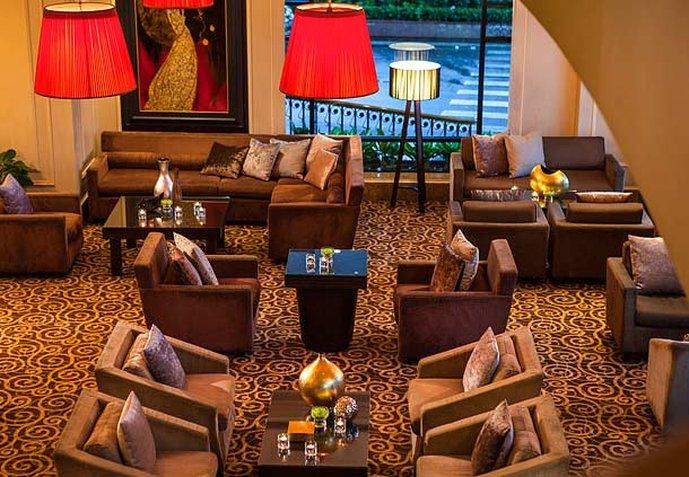 Renaissance Riverside Hotel Saigon Lobby