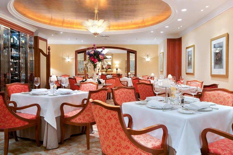 Millennium Seoul Hilton Hotel Gastronomia