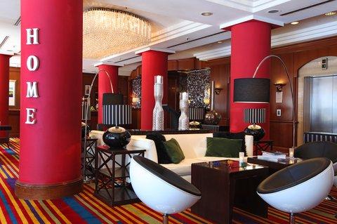 Lindner Hotel City Plaza Cologne - Lobby