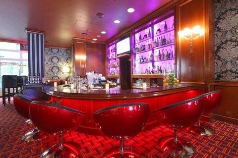 Lindner Hotel City Plaza Cologne - Bar Lounge