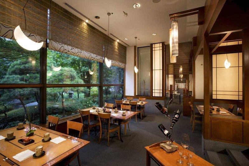 Millennium Seoul Hilton Hotel Ristorazione
