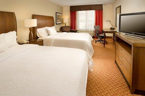 Hilton Garden Inn Chattanooga Hamilton Place - Double