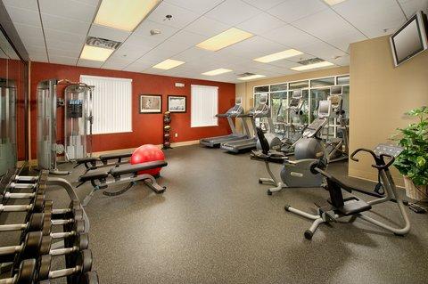 Hilton Garden Inn Chattanooga Hamilton Place - Fitness Center