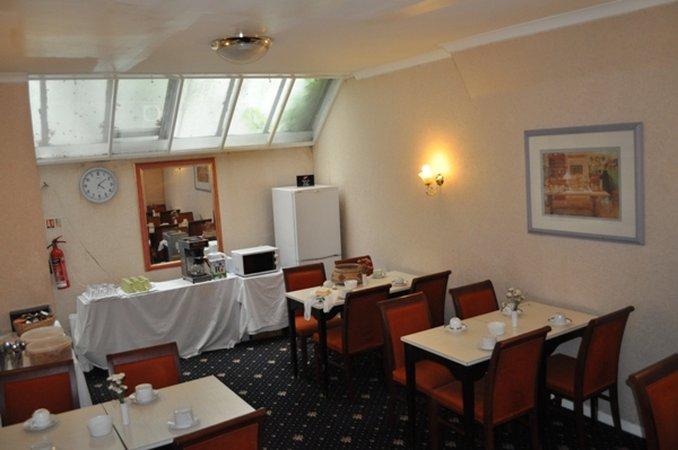 Hotel Corbigoe Gastronomia