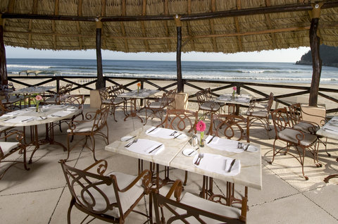 Quinta Real Acapulco Preferred Hotels and Resorts - Restaurant