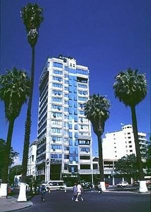 Hotel Diplomat - Exterior