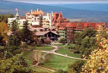 Mohonk Mountain House - New Paltz, NY