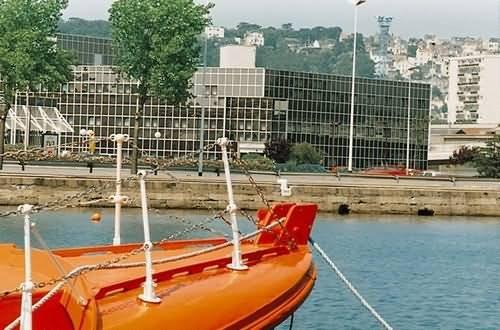 Kyriad Le Havre Centre 外景