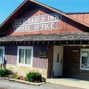 Gold Eagle Inn - Brookville, PA